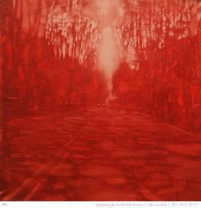 paesaggio-su-fondo-rosso---30x30--2012
