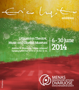 menas senuosiouse lietuvos dvaruose - LITHUANIAN THEATER, MUSIC AND FILM MUSEUM