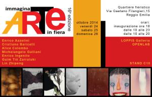 Immagina Arte - 16ma edizione - Reggio Emilia
