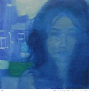 portrait-of--aki---50x50--2011