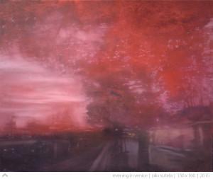 01-evening-in-Venice---130x160cm---oil-on-canvas---2015